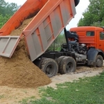 Песок,  щебень ПГС с доставкой
