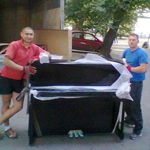 Перевозка пианино, рояля!