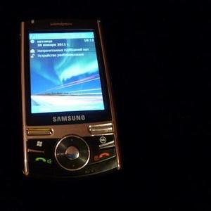 Продам коммуникатор Samsung i710 с сенсорным экраном на базе ОС Window