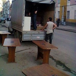 Грузоперевозки в Саратове, Газель, грузчики.
