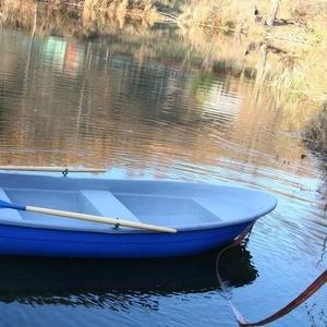 Практичная лодка для озер Спринт
