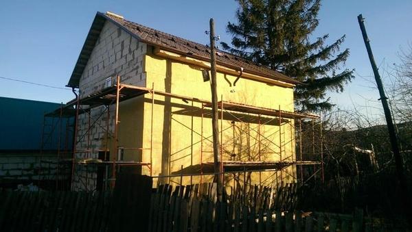 Кровля фасады строительство