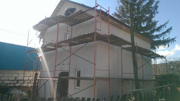 Кровля фасады строительство 2