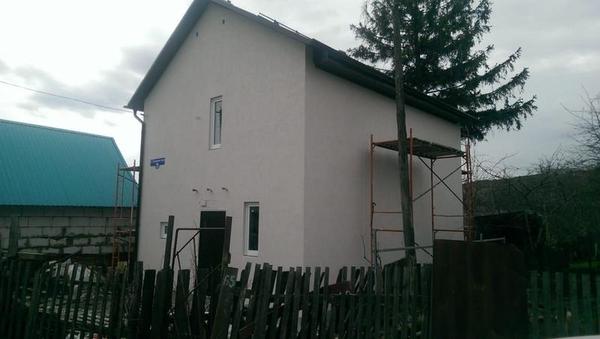 Кровля фасады строительство 3